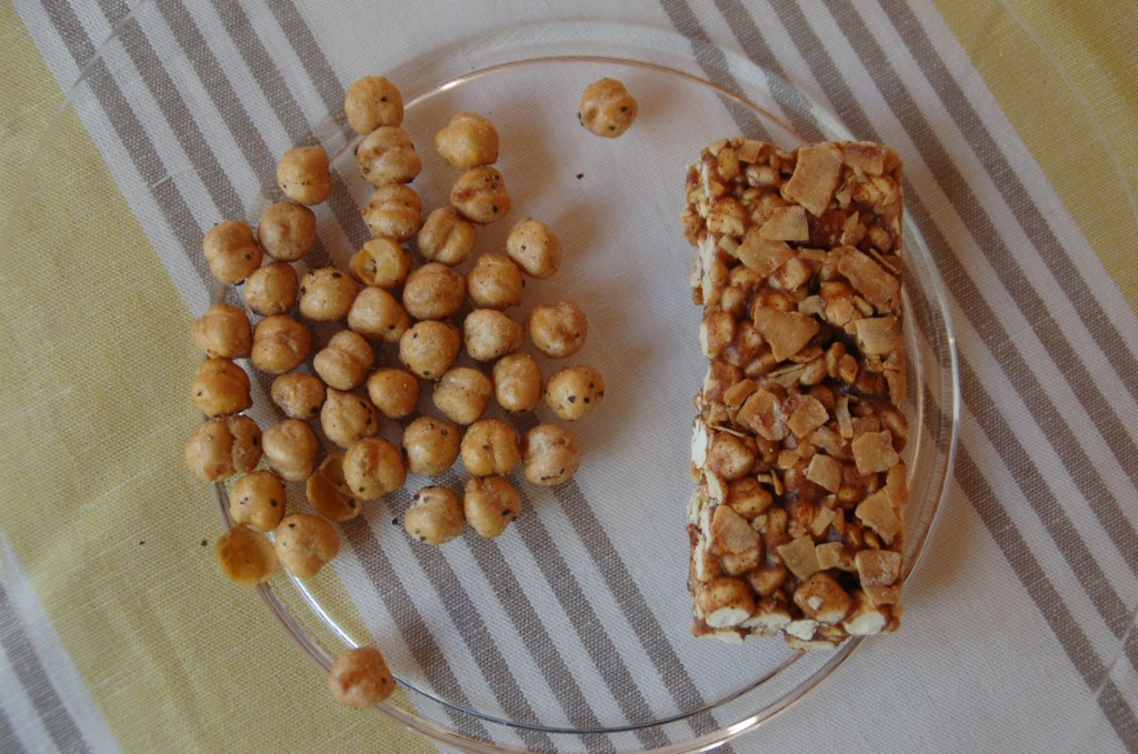Good Bean chickpeas and bar